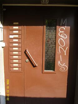 Входни Врати 25
