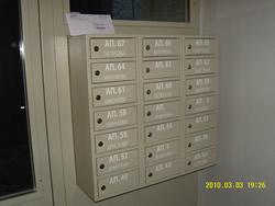 Пощенски Кутии За Входове