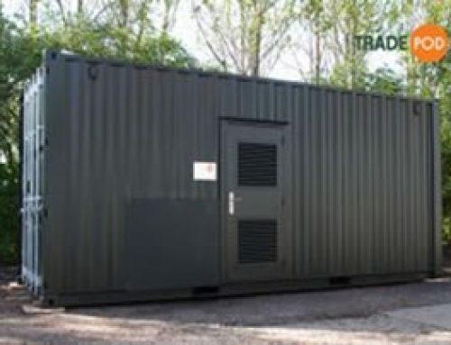 Модулните сгради и конструкции намират все по-голямо приложение в строителството